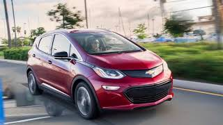 News Update | CHEVROLET BOLT Red Be Brave !