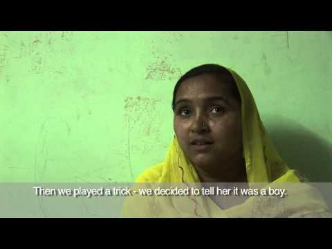 The growing problem of sex selection and female foeticide | ActionAid UK