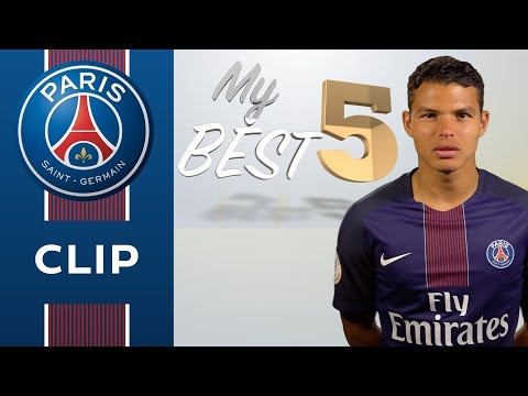 MY DREAM TEAM 5-A-SIDE (Foot à 5) by Thiago Silva