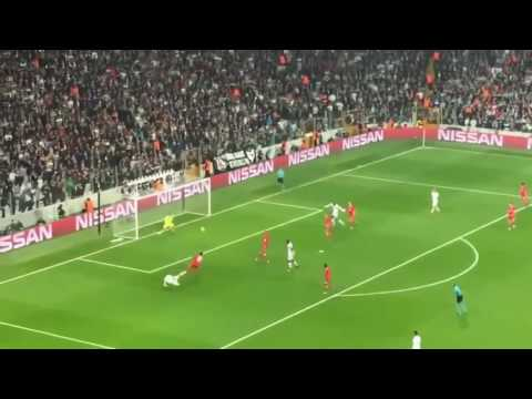 UEFA Champions League: goal of the sezon - Cenk Tosun