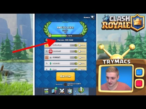 250.000 GEMS TURNIER | 29 GAMES - 27 SIEGE | BESTES DECK DER WELT ! | CLASH ROYALE