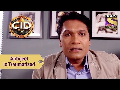 Your Favorite Character | Abhijeet Is Traumatized | CID thumbnail