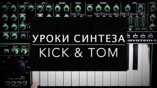 Школа синтеза от Roland: как нарулить бочку (Kick)