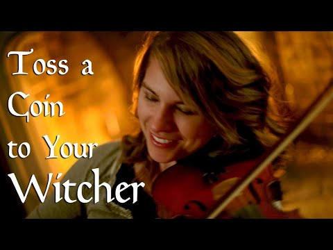 Toss A Coin To Your Witcher (Epic Cinematic Violin Cover) - Taylor Davis