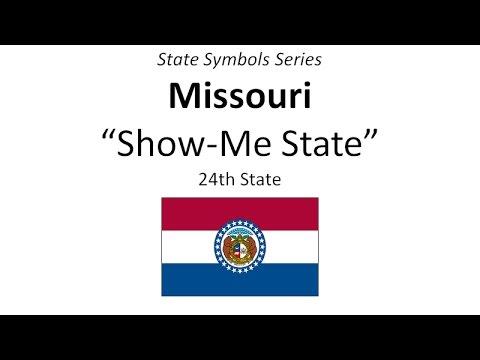 State Symbols Series Missouri Youtube