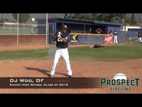 DJ Woo Prospect Video, OF, Damien High School Class of 2018