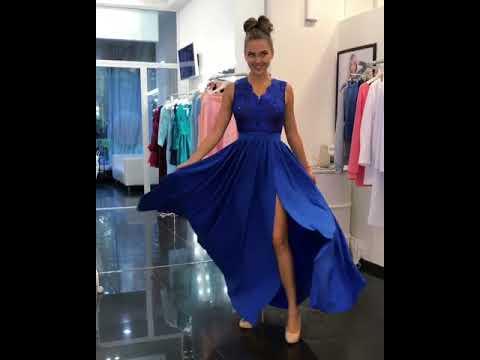 Suknie wieczorowe xxl z kolekcji Vikki Vi from YouTube · Duration:  3 minutes 23 seconds