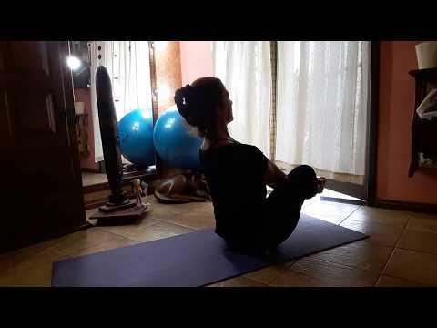 Pilates Em Casa 01 Boomerang & Seal Originais de  Solo