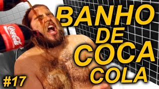 BANHO DE COCA-COLA! - WUANT RESPONDE #17