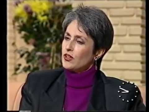 Joan Baez on UK TVam 1988