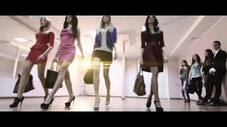 Уроки дефиле. Школа моделей Viva Models. Киев.(О школе моделей: http://www.vivamodels.com.ua/ru/school., 2013-04-09T10:35:58.000Z)