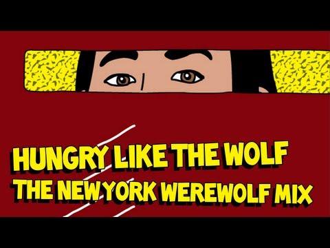 Hungry Like the Wolf (The New York Werewolf Mix) - Steve Aoki vs. Duran Duran AUDIO