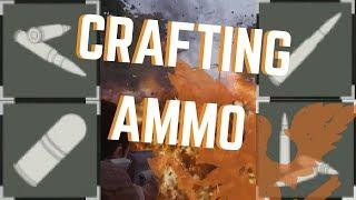 L'état de Délabrement 2 | Comment fabriquer 7.62 mm/5.56 mm/40 mm/50. Munitions à votre Base