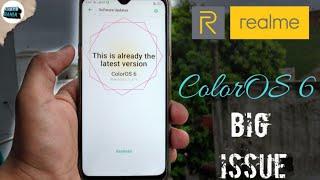 Realme ColorOS 6 BIG ISSUE!!