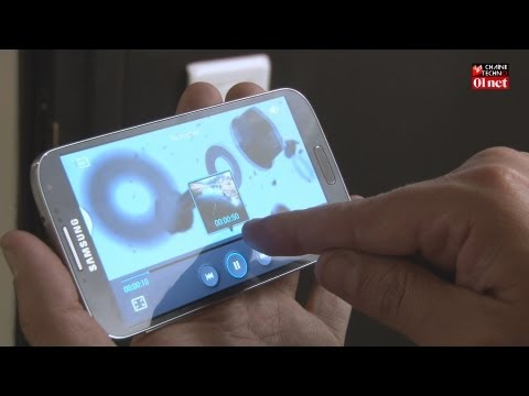 Le grand test du Samsung Galaxy S4 (26/04)