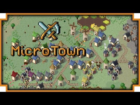 MicroTown - (Relaxing Pixel Village Builder)