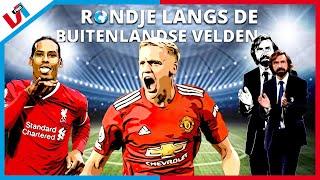 Bayern Beste Ploeg Van Europa, Donny In Niemandsland & Lewandowski Toch Gouden Bal?