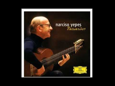 Narciso Yepes  Romance d' amour