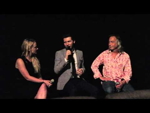 Q&A with Jim Lauderdale & Jeremy Dylan @ Sydney Premiere of The King of Broken Hearts