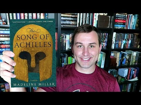 Book Review  The Song of Achilles