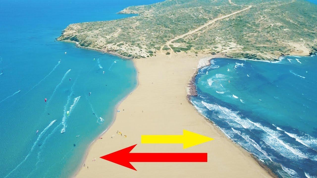 Locul Unde Se Unesc 2 Mari Marea Egee Si Mediterana Mancam La