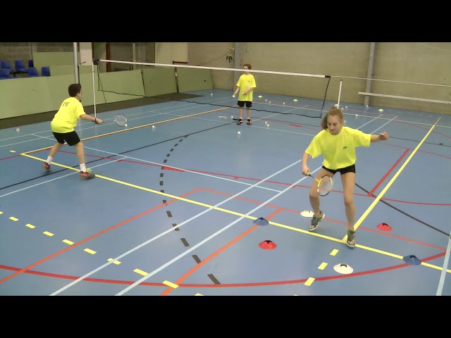 4.1.1 Agility doorschuiven slowmotion