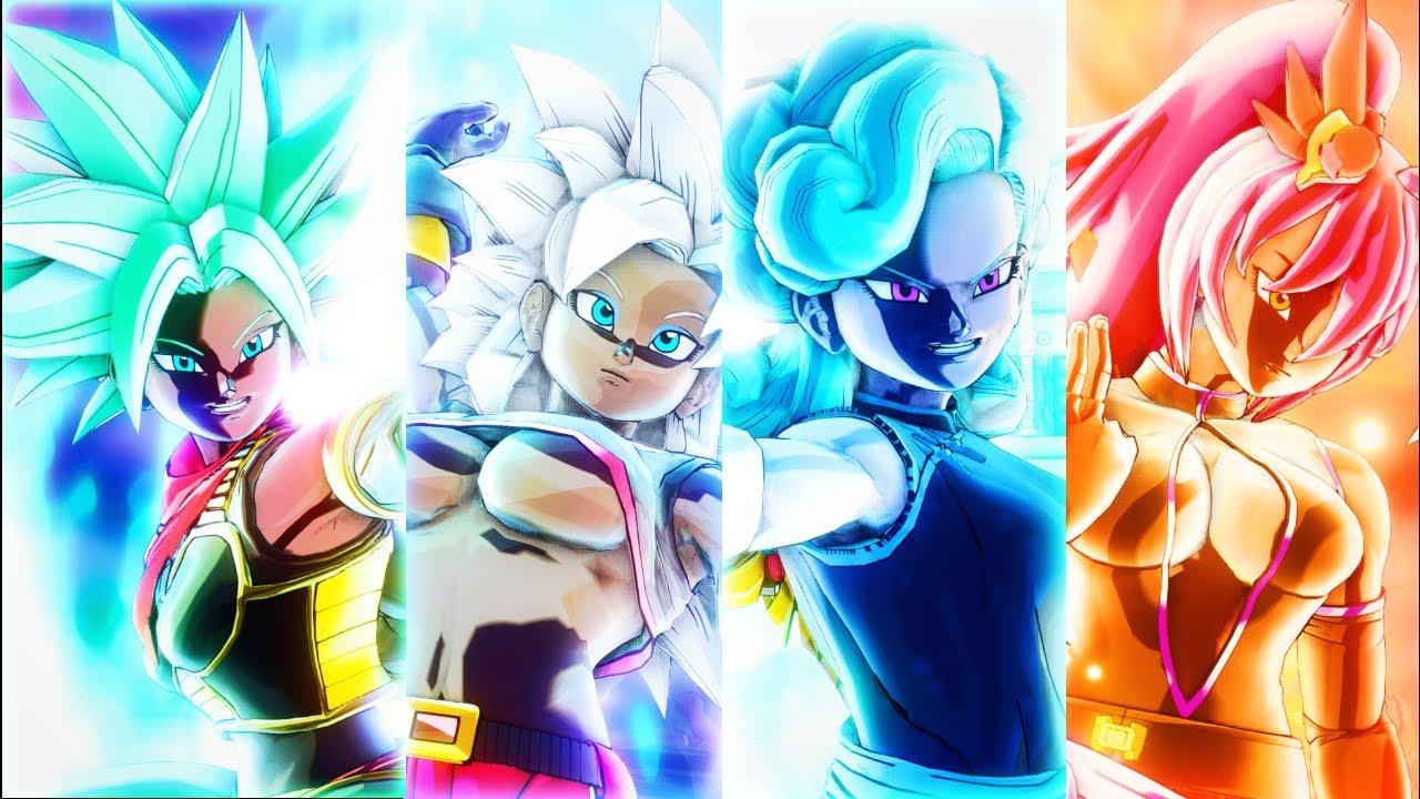 *NEW* XENOVERSE 2 REDESIGN PACK! Dragon Ball Xenoverse 2