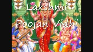 Happy Diwali - Lakshmi-Kuber-Diwali-Poojan - Diwali Pooja vidhi.  How to do Diwali pooja