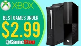 Best XBOX Games UNDER $2.99 (Cheap Xbox One/360 Games)