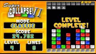 Super Collapse 2 - Classique Easy (GBA)
