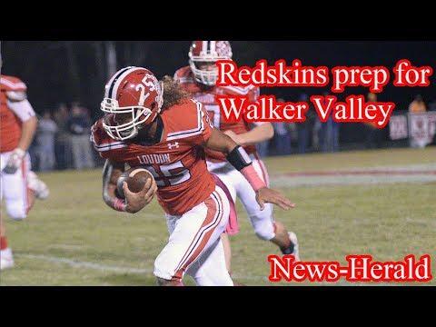 redskins-prep-for-walker-valley