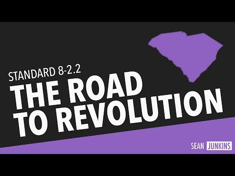 The Road to Revolution (8-2.2)