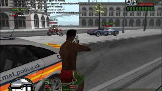GTA San Andreas Multiplayer PC