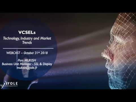 VCSEL: After 20 years, has the technology finally found its killer application? - Webcast