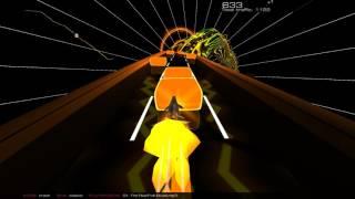 The Real Fork Blues Cowboy Bebop Audiosurf 2 Crash mode