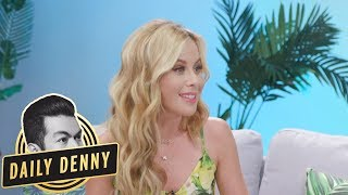 #DailyDenny Live with Tara Lipinski