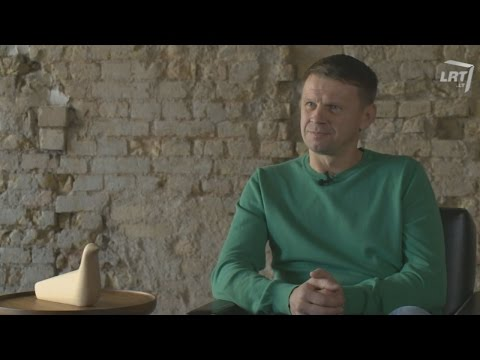 "Interviu: LRT laida ""Stilius"" - svečiuose Rolandas Kazlas (2016 lapkritis)."
