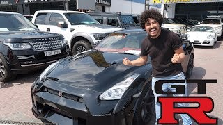 Cheap Used Cars In Dubai Market , (NISSAN GTR R 35) For 15...... $$