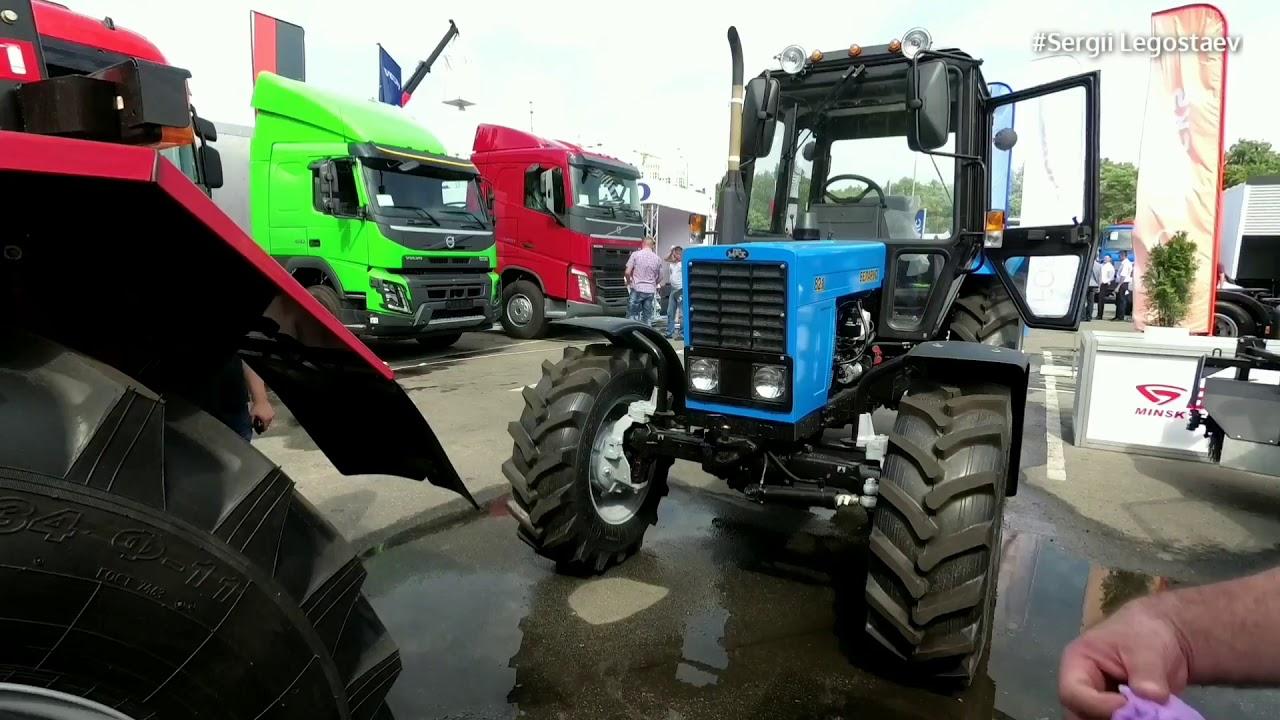 Експортний МТЗ-82 з балочним мостом проти МТЗ-892 / Що вибрати фермеру