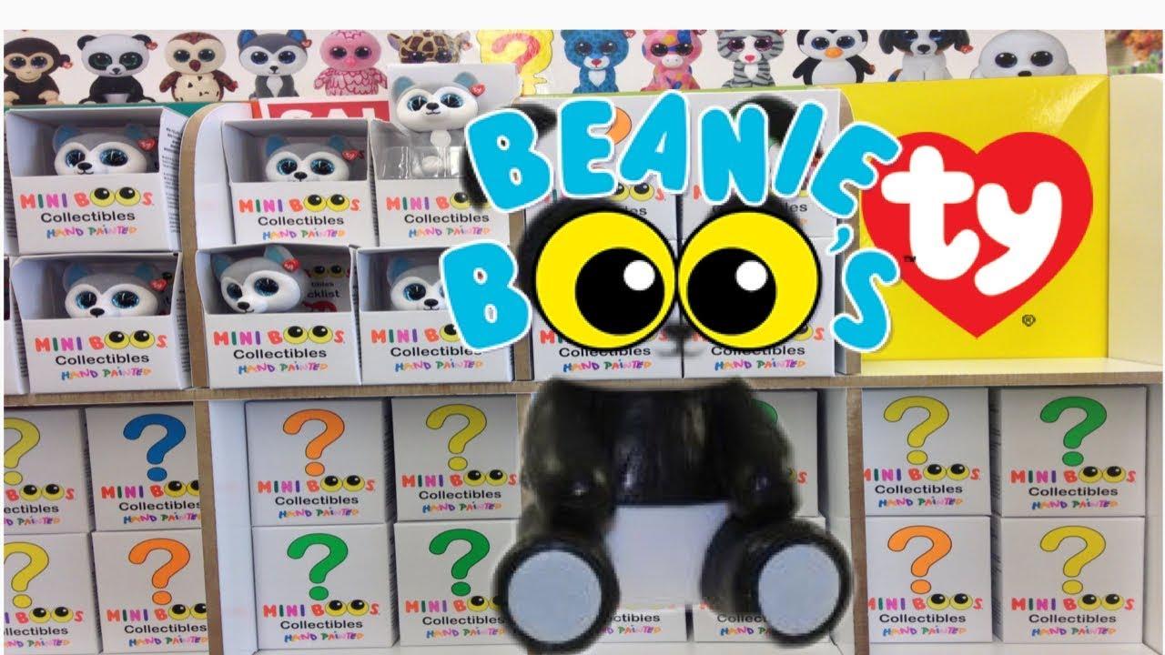 84e95bd6c5e NEW Mini Boos Haul and Blind Box Opening - Mystery Mini Boo Figure Unboxing