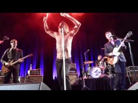 Iggy Pop & Josh Homme - In the Lobby (SXSW 2016) HD mp3