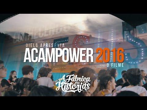 Acampower 2016   Filme Completo