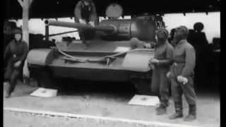 Краткая история танкостроения в СССР.