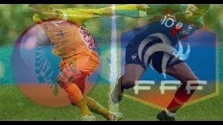 Arnavutluk - Fransa Avrupa elemeleri grup maçı