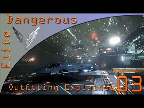 Outfitting & Modules Explained - Elite Dangerous on PS4 & Xbox One Ep3