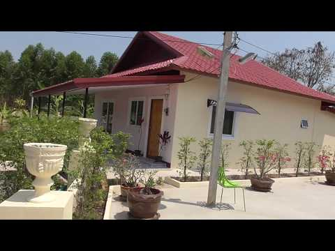Building a villa for Under 500,000 baht in Thailand Swimming pool option + 330,000 baht