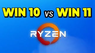 Microsoft Finally fixes Ryzen for some MASSIVE gains on Windows 11!