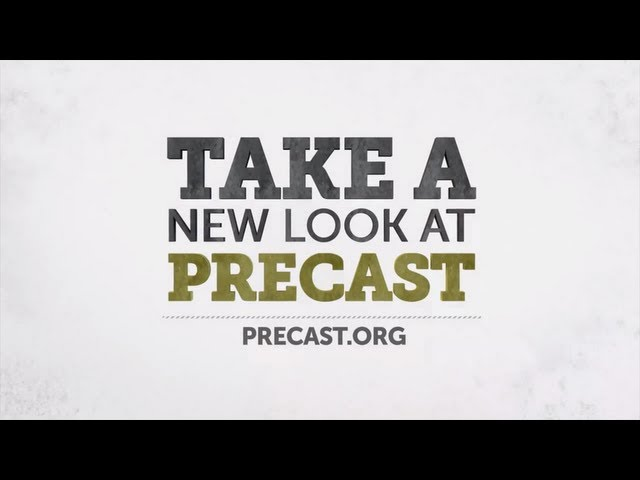 Take a New Look at Precast
