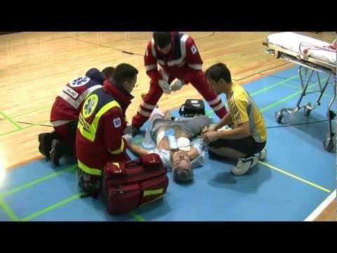 Prva pomoč in uporaba AED