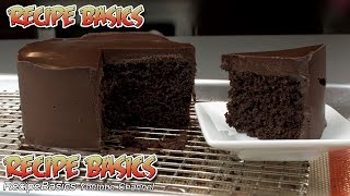 Mini Chocolate Chocolate Cake Recipe